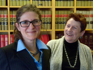 Jane Levy, left, has been appointed to replace a retiring judge in the Family Court division. Her...