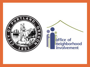 Funding is provided by the City of Portland's Office of Neighborhood Involvement and Office of ...