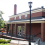 Rogers Hall houses both classrooms and the main administrative offices for the graduate school, i...