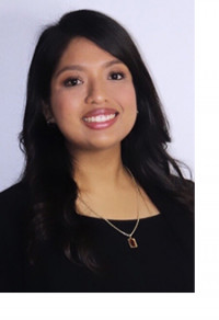 Jocelin Morales, School Counseling '20Graduate Student Commencement Speaker
