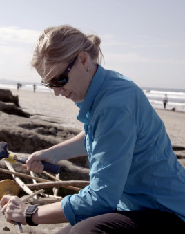 Jane Willenbring, a geologist at the Scripps Institution for Oceanography, shares her experien...