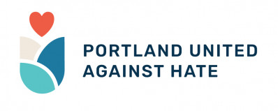 Portland United Against Hate logo